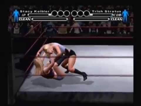 Smackdown! Bra & Panties Match video