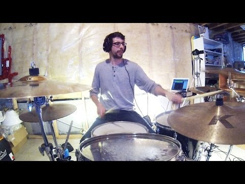 Kings Of Leon - Temple Drum Cover