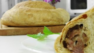 Улитка мясная видео рецепт