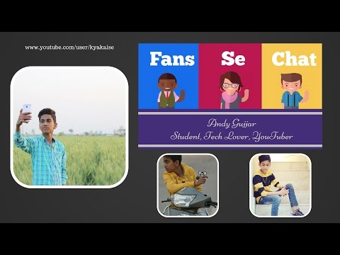 Kya Kaise FANS SE CHAT #5 Aekta and Being Desi