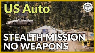 Far Cry 5 Stealth Kill Mission - Liberate US Auto - No weapons