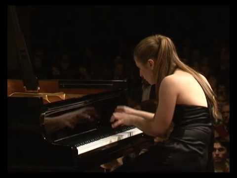 M. Rostropoviciaus fonfo festivalis - Gryta Tatoryte - Olivier Messiaen - Le courlis cendre
