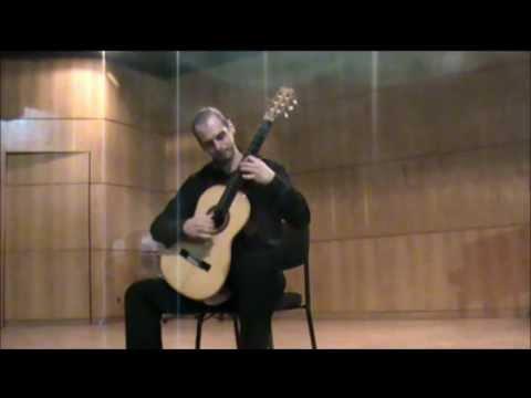 Reverie op 19 Giulio Regondi, perfomed by Alexandros Kritikos