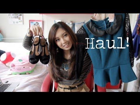 Haul! Dotti, Kmart, Diva, Collette, makeup, MORE!