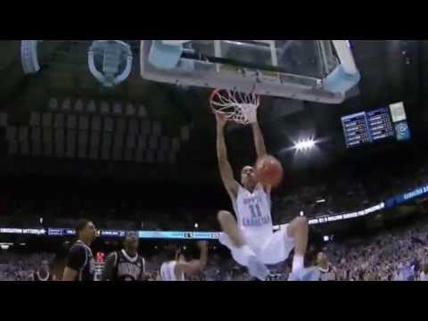 UNC Tar Heels 2012-13 Highlights