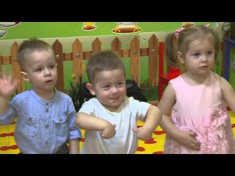 8 марта в детском саду в Саратове