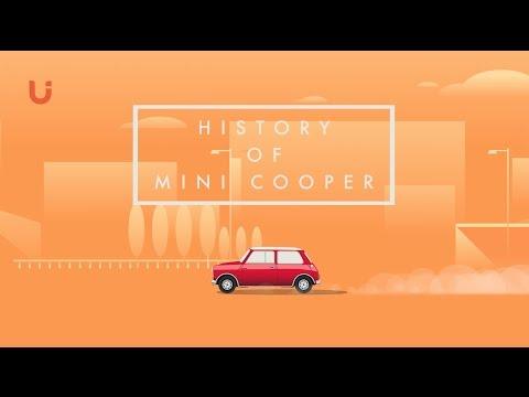 History of Mini Cooper