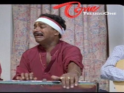 Venu Madhav As Music Director | Funny Tune Composing Scene