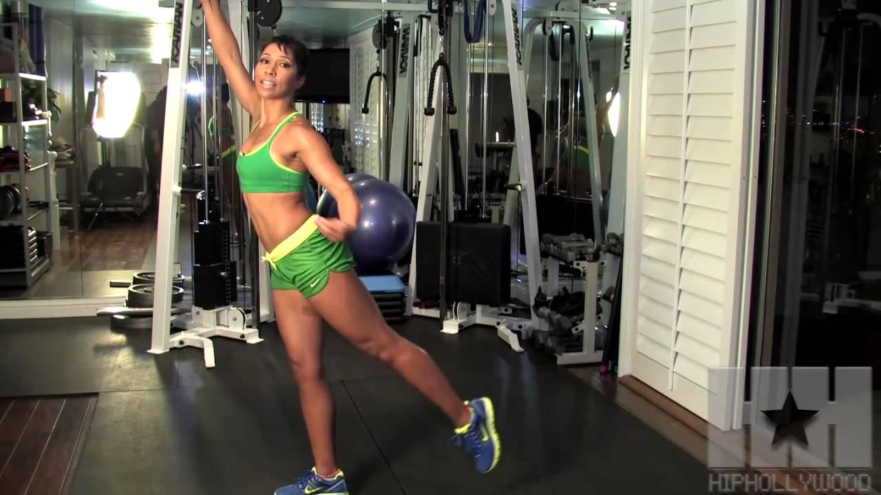 Jeanette Jenkins Workouts Jeanette Jenkins Shares