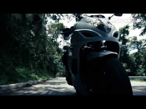 Suzuki GSX 1250FA - Superteste MOTOCICLISMO