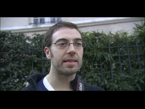 Reportage Manet (NHK) - interview du photographe Richard Vantielcke (Part 1)