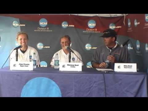 2013 NCAA DIII Softball Championship - Game 6 - UT Tyler