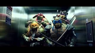 TMNT Прикол в Лифте