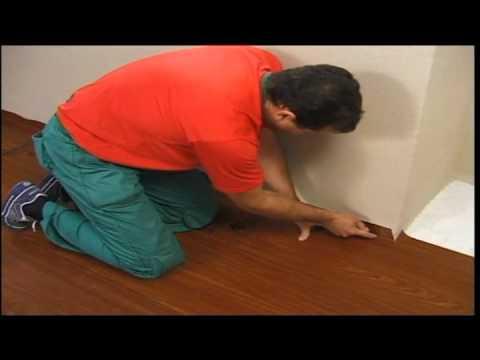 Pisos vinilicos en rollo instalacion facil youtube - Instalacion piso vinilico en rollo ...