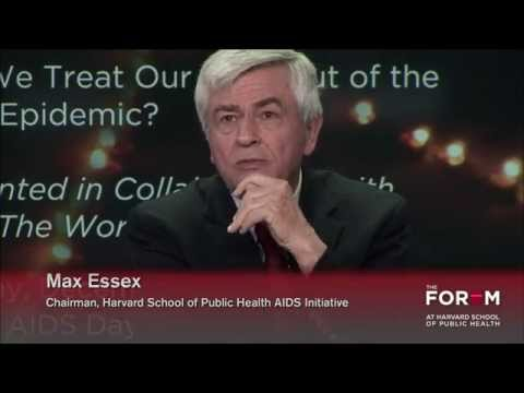 Treatment as Prevention: Can We Treat Our Way Out of the AIDS Epidemic? | The Forum at HSPH