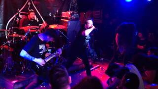 "Progress Of Inhumanity - ""Zero Achievement"" (Live at Slap & Panic Fest - 24/03/2016)"