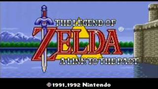 Legend of Zelda intro compilation