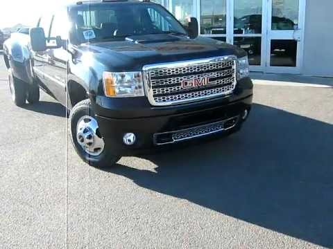 2012 GMC Sierra Denali 2500 HD review. Tough guy in a tuxedo