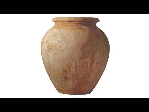 Damares -  Vaso de alabastro