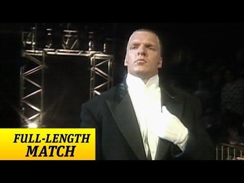 Triple H's WWE Debut