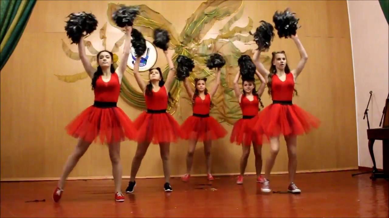 Нарезки для танцевального конкурса танцы