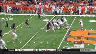 DEON CAIN CLEMSON WIDE RECEIVER 2015 HIGHLIGHTS