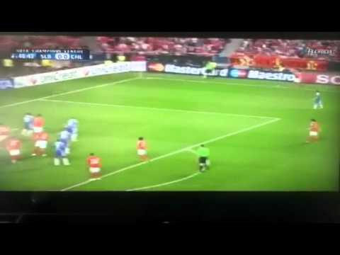 Chelsea vs benfica highlights
