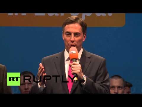 Germany: CDU boast of strong European election results