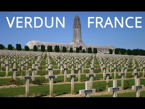 Verdun, France tourism: Verdun battlefields, Argonne Forest  & American Cemetery & Memorial
