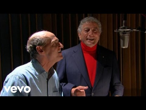 Tony Bennett duet with James Taylor - Put On A Happy Face