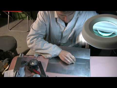 Vidéo de nos test et essais pour la réalisation du robot participant à la coupe de France de robotique 2010.