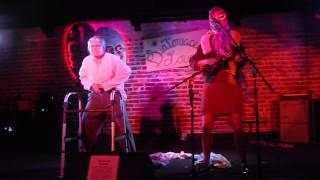 New Fangled Opry Jesselynn Desmond and Shakti Shannon at Los Globos Theatre