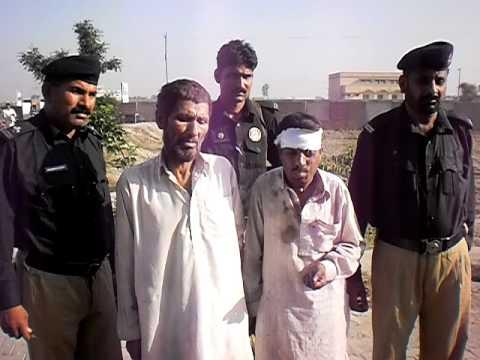 Ulfat. Police arrested Safdarabad decoits 14.5.11.mpg.AVI