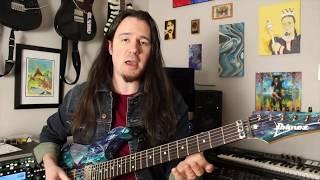 Download Lagu Bad Wolves Zombie guitar solo lesson ft/ Doc Coyle! Weekend Wankshop 172 Gratis STAFABAND