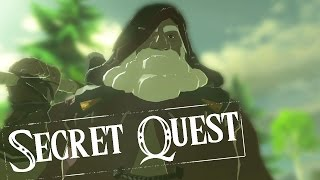 Old Man's Recipe Secret Quest - Free Warm Doublet - The Legend of Zelda: Breath of the Wild