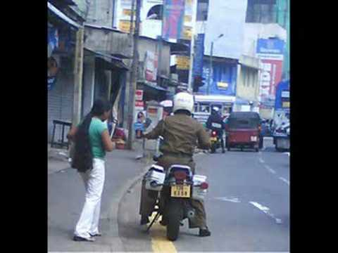 Sri Lanka Police Above Law video