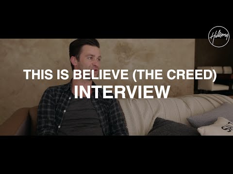 This I Believe (The Creed) Interview