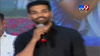 Raja speech at Lover Audio Launch