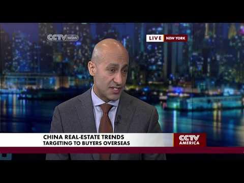 China's real-estate companies venture overseas