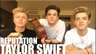 Download Lagu Taylor Swift Reputation (Mashup Cover by New Hope Club) Gratis STAFABAND