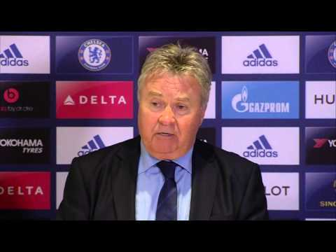 Guus Hiddink reveals phone call from Claudio Ranieri after Chelsea 2 - Spurs 2