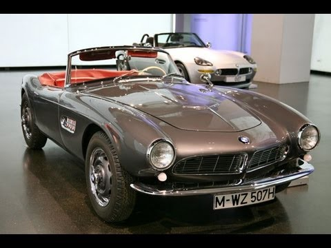 1956 BMW 507 - BMW Museum - Interview