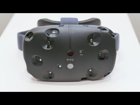 Tomorrow Daily 137: HTC Vive, playing music with mold, 3D-printed snacks and more