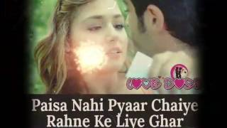 💔💔Pyar Hai Ya Saza Ae Mere Dil Bata💔💔 I Made This Video 💔