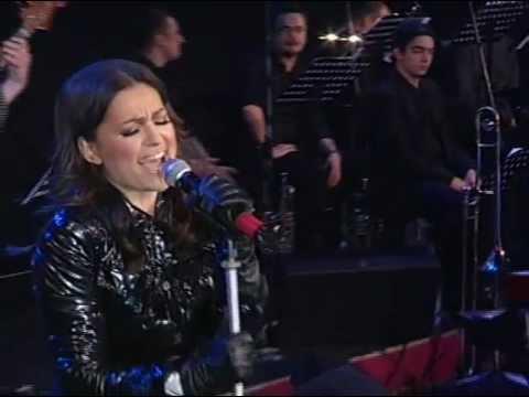 """Nina Badric - koncert promocija albuma """"07"""""""