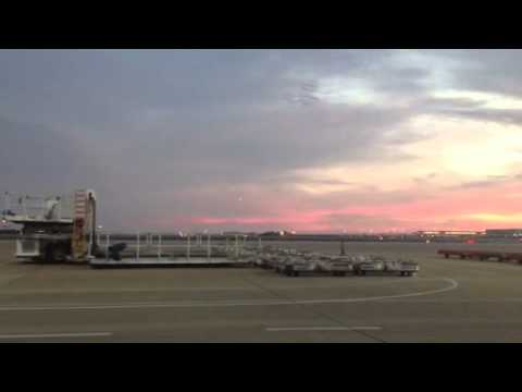 F18 take off memphis international airport