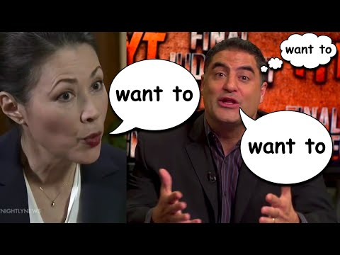 Ann Curry dupes Cenk on Iran regarding Israel & what it says it wants to do