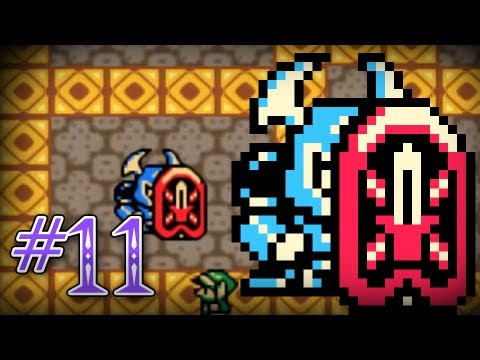 The Legend of Zelda: Oracle of Ages - Part 11 - Skull Dungeon
