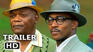 THE BANKER Trailer (2019) Anthony Mackie, Samuel L. Jackson Movie HD