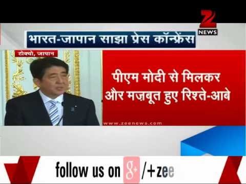 Indo-Japan ties has great potential: Shinzo Abe